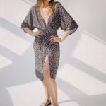 AUGUSTA DRESS FLOWER PRINT