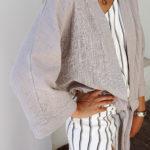 Kimono Layla Soft Taupe
