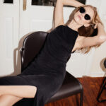 MARGATE DRESS BLACK